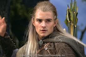 Елфите като Леголас са благородни и величествени.